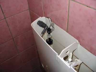 Ouderwetse Stortbak Toilet : Stortbak toilet vervangen u ledstrip met dimmer
